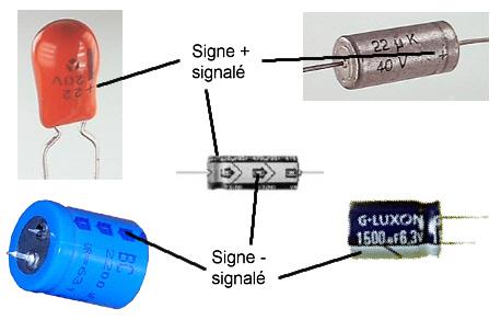 Electronique th orie condensateur for Comment verifier un condensateur